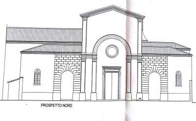 planimetria Palazzo / Stabile Vendita Bologna