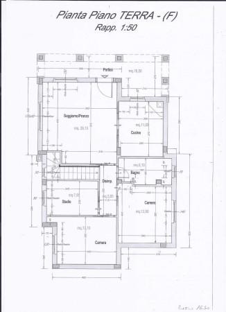 foto planimetria 1 Villa via Don Luigi Sturzo, San Cesareo
