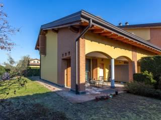 Foto - Villa a schiera via Giorgio Gaber 10, Cavenago di Brianza