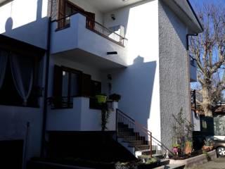 Photo - Terraced house via San Bernardo, Cascina del Sole, Cassina Nuova, Bollate