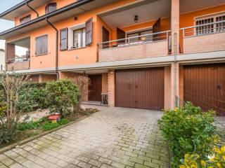 Foto - Villa a schiera via Emilia Ovest, Rubiera