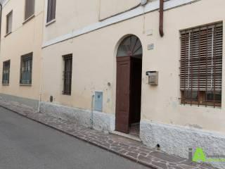 Foto - Villa a schiera via Giuseppe Garibaldi 16, Asola
