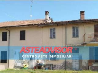 Foto - Casa indipendente all'asta via Roma, 20, Olevano di Lomellina