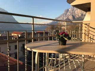 Foto - Trilocale ottimo stato, quinto piano, Lungolago, Lecco