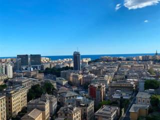 Foto - Quadrilocale via San Bartolomeo degli Armeni, Manin, Genova