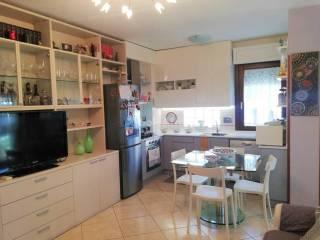 Foto - Villa a schiera via degli Scaligeri, Pisana - Bravetta, Roma
