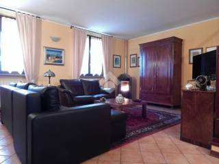 Foto - Villa a schiera via Giuseppe Saragat 14, Persico Dosimo
