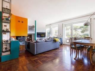Foto - Appartamento buono stato, terzo piano, Africano - Villa Chigi, Roma