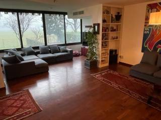Photo - Terraced house 5 rooms, good condition, Basiglio