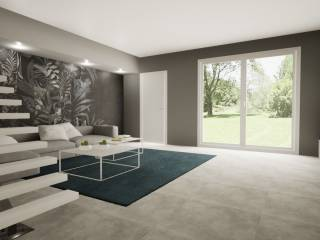 Foto - Villa a schiera via Alessandro Manzoni, Torrino, Battuda