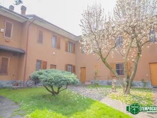Foto - Villa unifamiliare via Giacomo Brodolini, Lacchiarella