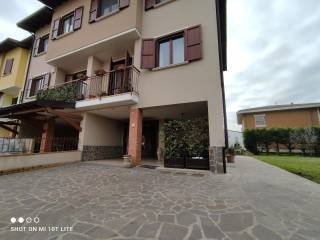 Photo - Terraced house 4 rooms, excellent condition, Gadesco-Pieve Delmona