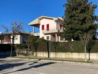 Foto - Villa bifamiliare, ottimo stato, 272 mq, Povolaro, Dueville