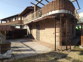 Foto - Villa a schiera via Volvera 69, Airasca