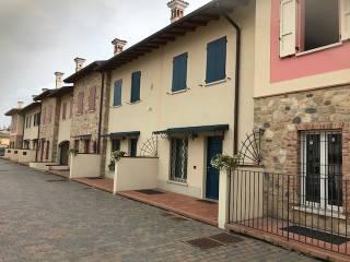 Foto - Villa a schiera via Brindisi, Palazzolo sull'Oglio