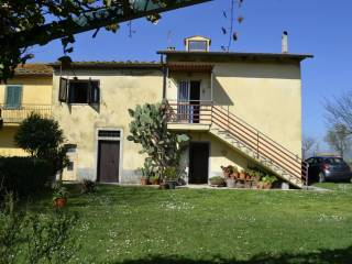 Foto - Terratetto unifamiliare Case Sparse Burcinella 258A, Cortona