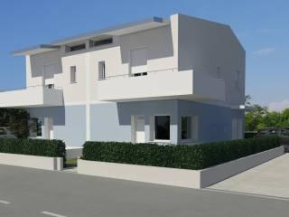 Foto - Villa bifamiliare, nuova, 153 mq, Mordano