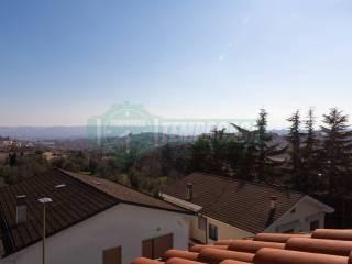 Foto - Villa a schiera via Crisologo 43, Colle del Telegrafo - Colle Scorrano, Pescara