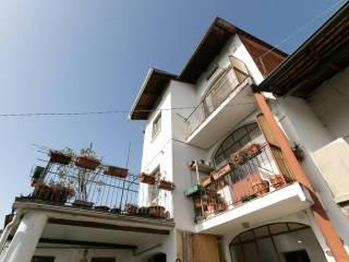 Foto - Villa a schiera via Quintino Sella 7, Ronco Biellese