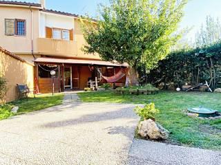 Foto - Villa a schiera viale Umberto Giordano, Zona Valcanneto, Ceri, Borgo San Martino, Cerveteri