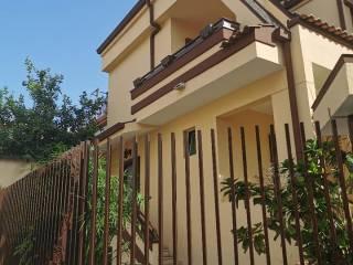 Foto - Villa a schiera via Gabriele D'Annunzio 48, Portico di Caserta