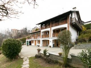 Foto - Villa bifamiliare via Per Oropa 9-11, Pollone