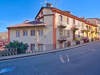 Foto - Quadrilocale salita di Riva 10, Centro Storico, Biella