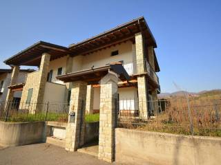 Foto - Villa bifamiliare via Villa, Monticelli Brusati