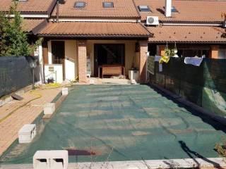 Foto - Villa a schiera via Martiri Della Benedicta, Francavilla Bisio