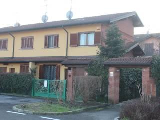 Photo - Two-family villa, excellent condition, 129 sq.m., Gudo Visconti