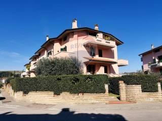 Foto - Villa a schiera largo Andrea Corsali 24, Marcignana - Lucchese, Empoli