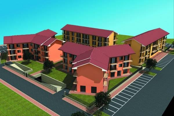 foto 1 2-room flat via Arietti 14, Candiolo