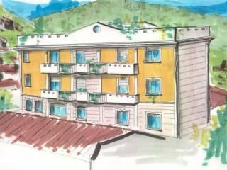 Foto - Trilocale via Gaetano Donizetti 12, San Sebastiano, Lumezzane