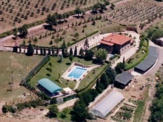 Foto - Rustico via del Belvedere 40, Viciomaggio, Civitella in Val di Chiana
