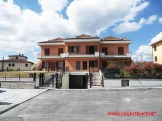 Foto - Villetta a schiera  Strada Provinciale 1..., Piantravigne, Terranuova Bracciolini