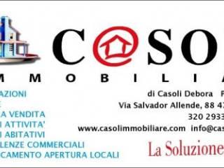 Foto - Box / Garage 226 mq, San Giovanni In Marignano