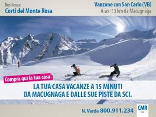 Foto - Trilocale a 13 Km da Macugnaga, Vanzone con San Carlo