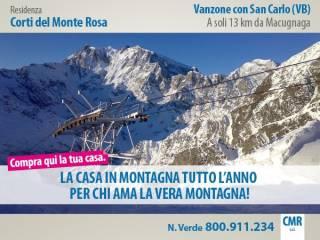 Foto - Trilocale a 13 km da Macugnaga, Vanzone, Vanzone con San Carlo