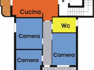 Foto - Quadrilocale nuovo, secondo piano, San Giustino
