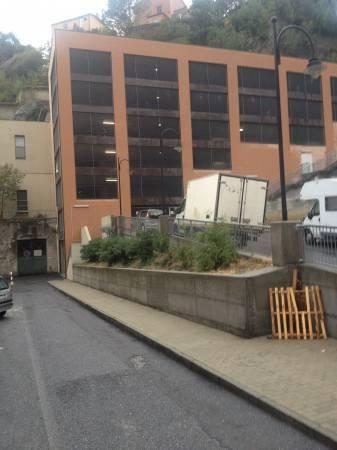 foto  Posto auto via Digione 10, Genova