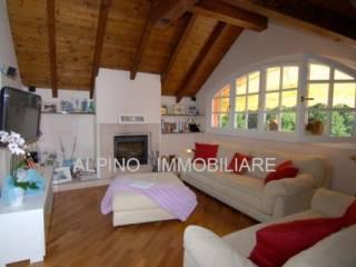 Foto - Attico ottimo stato, 120 mq, Vezzo, Gignese
