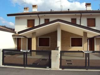 Foto - Villetta a schiera 4 locali, nuova, San Giorgio Di Nogaro