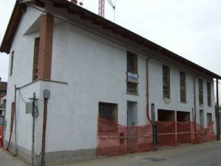 Foto - Villetta a schiera 4 locali, nuova, Borgolavezzaro