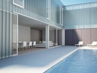 Foto - Appartamento nuovo, su piu' livelli, Verdellino