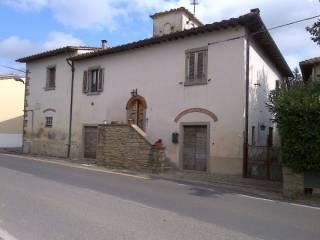 Foto - Rustico / Casale Strada Provinciale della Catona 60, La catona, Arezzo