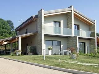 Foto - Villa via Daverio, Lomnago, Bodio Lomnago