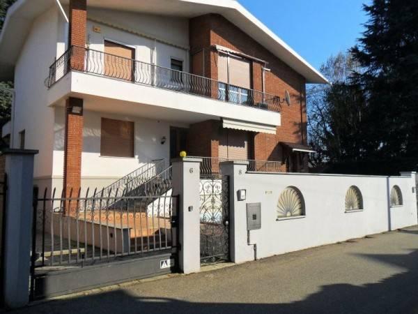 foto Facciata Villa bifamiliare via Magenta, Borgo Vercelli