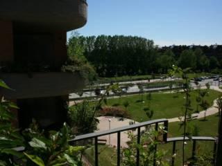 Foto - Attico / Mansarda via Olgettina 65, Parco lambro, Milano