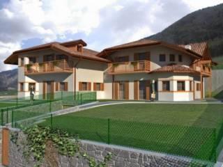 Foto - Villa bifamiliare, nuova, 280 mq, Bastianelli, Ton