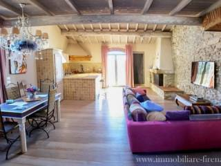Foto - Rustico / Casale via Roma, San Donato In Collina, Bagno a Ripoli